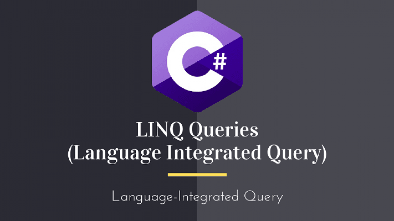 Get Started With LINQ Queries Step By Step -