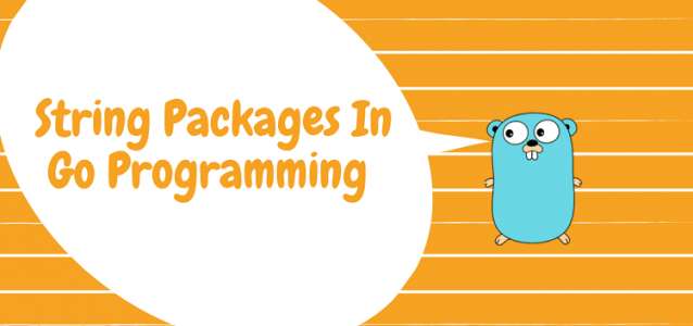 String Packages in Go Programming
