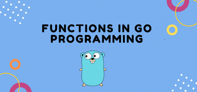 Functions in Go programming